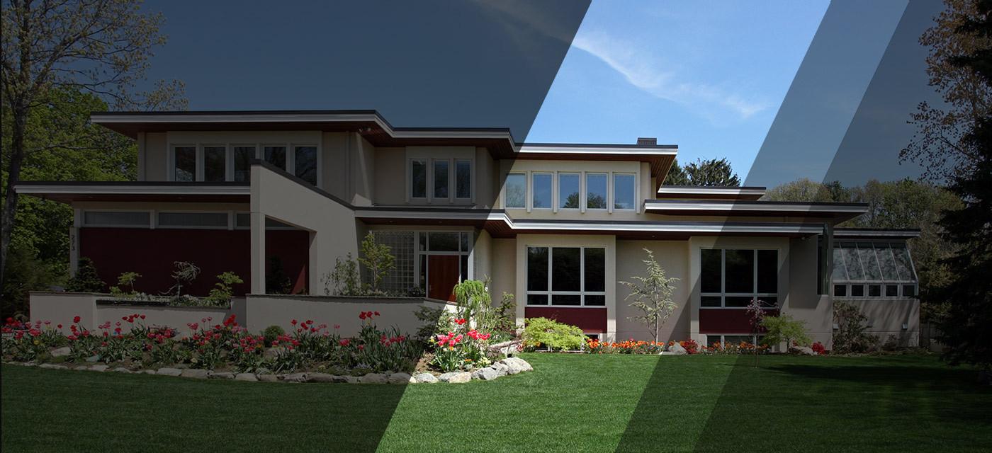Emerson Solar Home